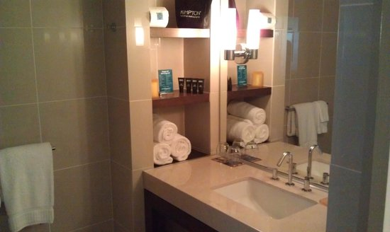 Hotel La Jolla, Curio Collection by Hilton: sink and storage