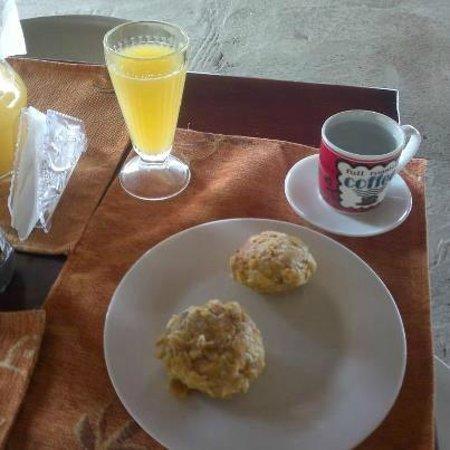 Cabana Restaurant Playa Nuestra: Inicie el dia con un delicioso desayuno campesino