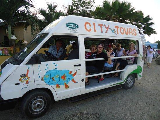 Voyager Bonaire Tours: Island tour