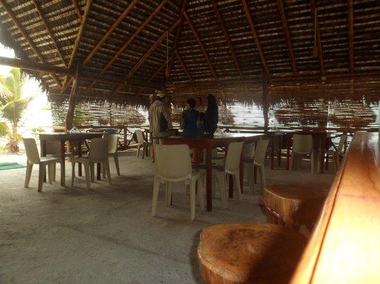 Cabana Restaurant Playa Nuestra: Excelente lugar para sus reuniones