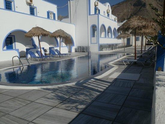Villa Valvis: Piscina