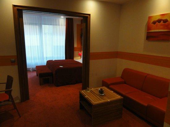 Art Hotel William : salon