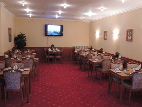 Hotel Kroeger: Frühstücksraum