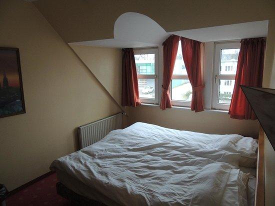 Hotel Kroeger: Doppelzimmer