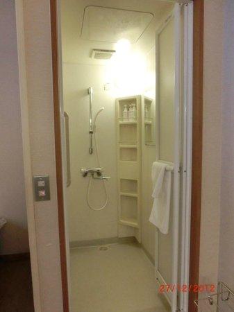 Yawaraginosato Yadoya : Shower