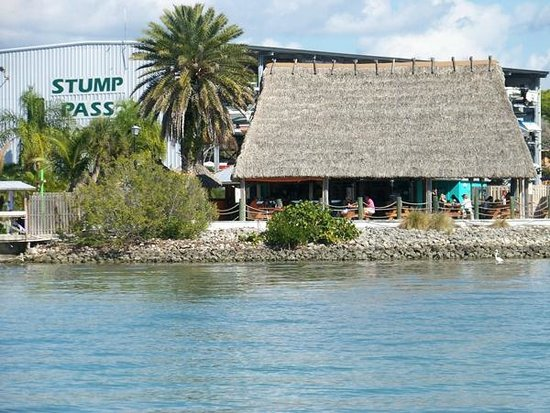 Stump Pass Grill : Grille and Tiki Bar