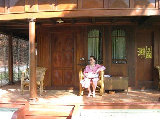 Coconut Lagoon: Room