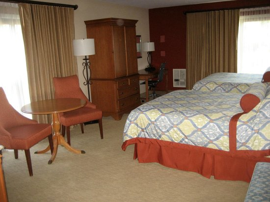 BEST WESTERN PLUS Monterey Inn: Unser Zimmer 106 