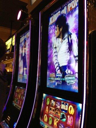 Greektown Casino: Michael Jackson game