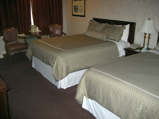 BEST WESTERN Plus Big America: Unser Zimmer 208