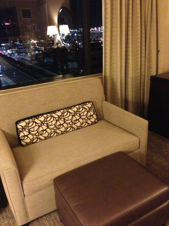The Westin Los Angeles Airport: SPG GOLD FLOOR