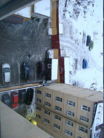 NasHotel: Платная парковка отеля