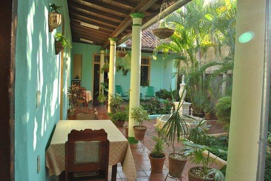 Hostal Buen Viaje : Terraza Hosta Buenviaje