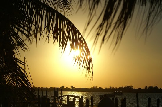 The Pelican: Key Largo Sunset