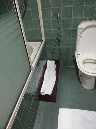 Randholee Resort & Spa: Deluxe Badezimmer