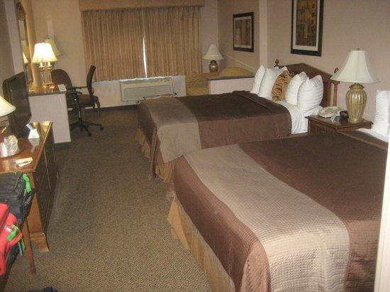BEST WESTERN PLUS Suites Hotel: Unser zimmer 418