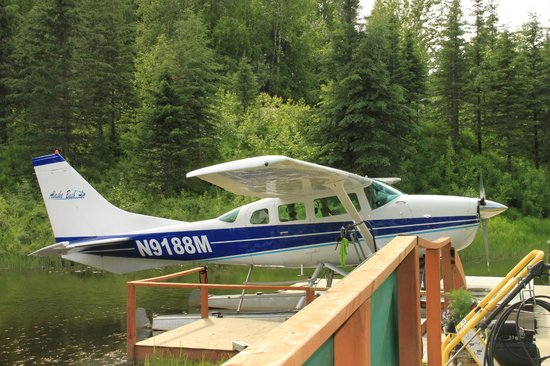 Alaska Bush Float Plane Service: THE PLANE