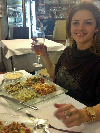 Benevello, Italia: La spaghetterie piu' buona di tutta l'Italia....