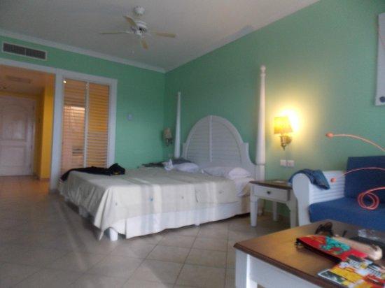 Blau Marina Varadero Resort: camera standard