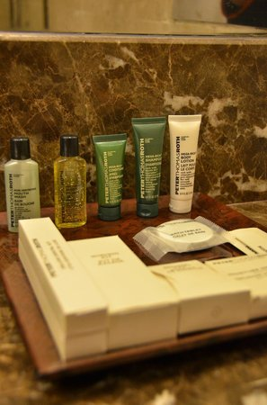 Hilton Singapore: Peter Thomas Roth