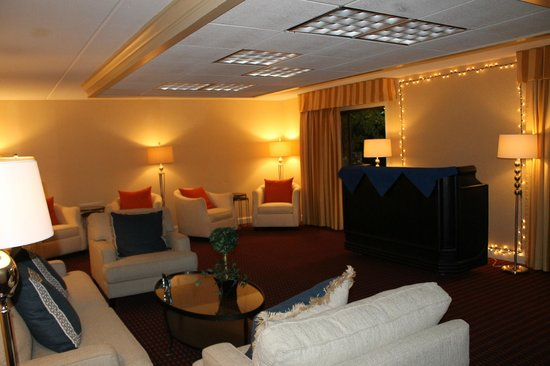 Boxboro Regency Hotel & Conference Center: Hospitality Suite
