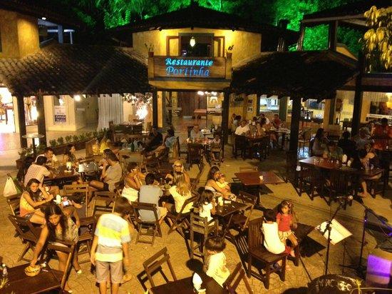 Portinha: Restaurante