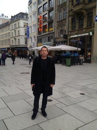 The Hauptwache: Frankfurt Alemania