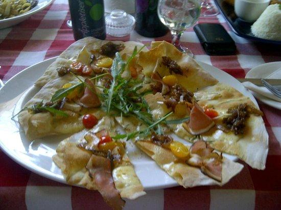 Delicious Passio Pizza