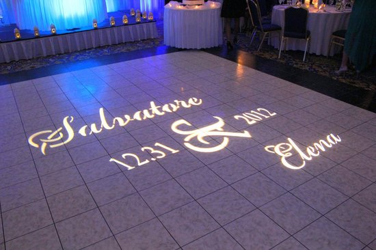 Hilton Boston Dedham: NYE Wedding