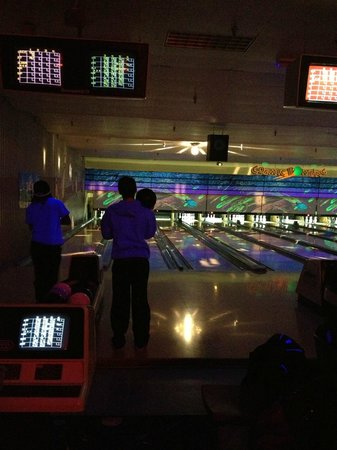 Thunder Bowl Lanes