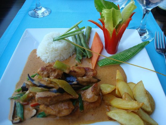 Ilayda Hotel: Great food at hotel's restaurant!