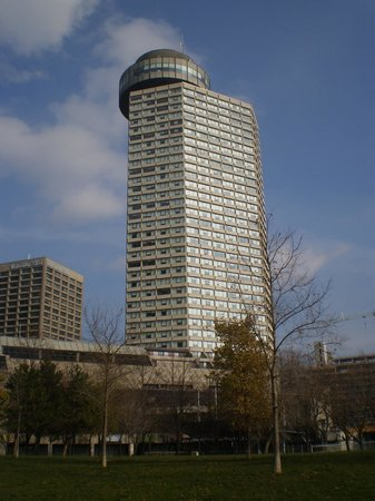 The Westin Harbour Castle: Hotel