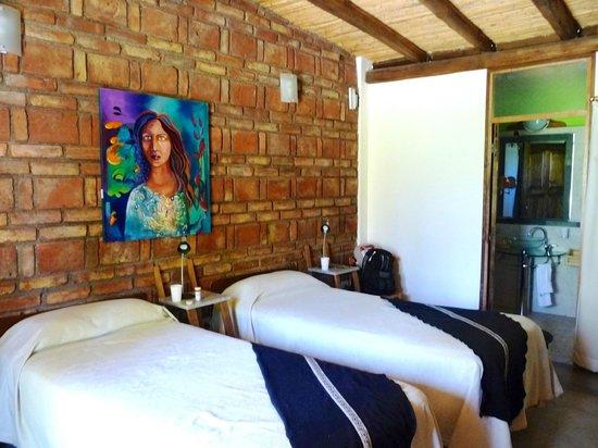 Posada El Encuentro: Room # 5 ~ clean, quiet & comfortable