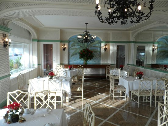 Belmond Copacabana Palace: Breakfast area