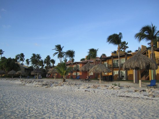 Divi Village Golf and Beach Resort: Beachfront rooms