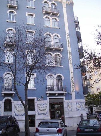 Zenit Lisboa: Exterior