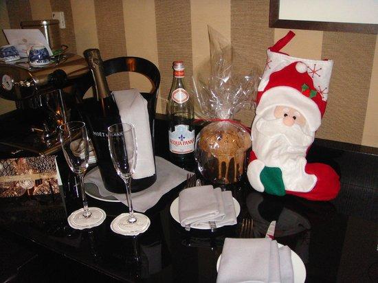 Baglioni Hotel London: La sorpresa di Natale...