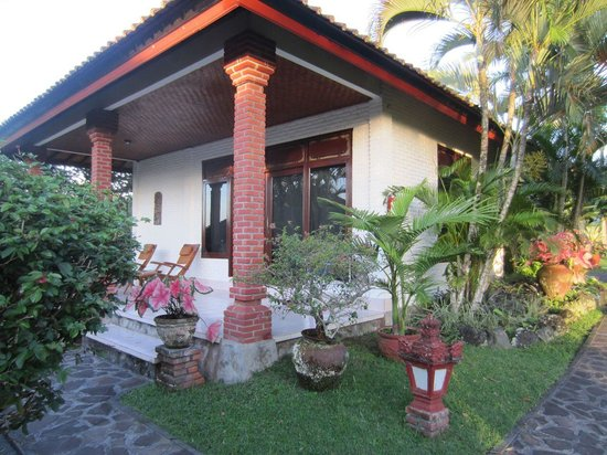 Cabe Bali: Our bungalow