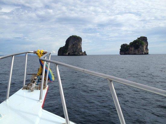 Rumblefish Adventure : Koh Phi Phi