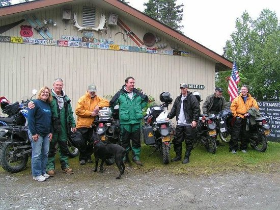Alaska Fishing & Lodging: Mile 14