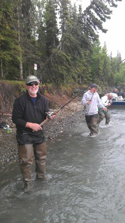 Alaska Fishing & Lodging: Happy Weasel