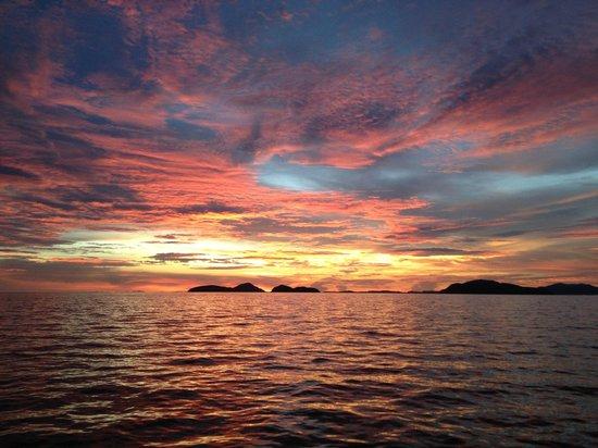 Rumblefish Adventure : Breathtaking sunset