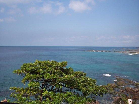 Albergue Pedra da Sereia: el mar