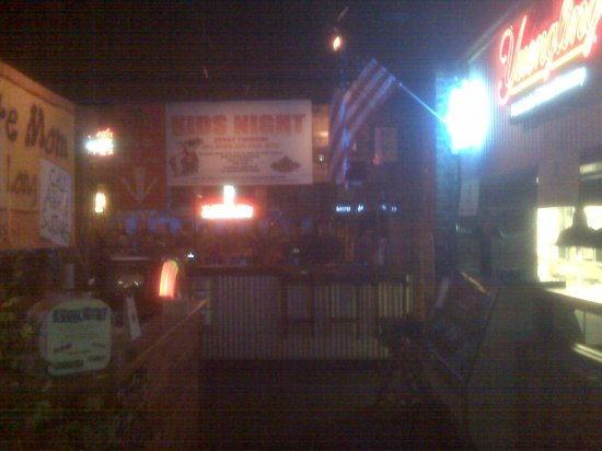 Texas Roadhouse: Front Entrance