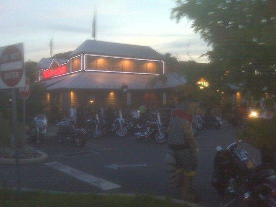 Texas Roadhouse: Bike Night
