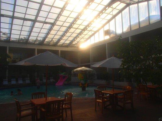 Adventureland Inn : Kiddie Area in the East Courtyard