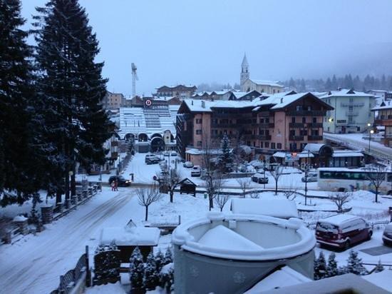 Hotel Piz Galin : con la neve