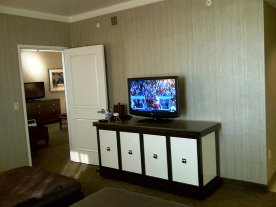 Sam's Town Hotel & Casino, Shreveport: Sams Town Shreveport Magnolia Suite Living Room