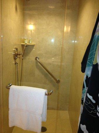 Viceroy L'Ermitage Beverly Hills : Large Shower