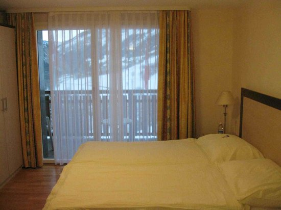 Hotel Viktoria : Finestra